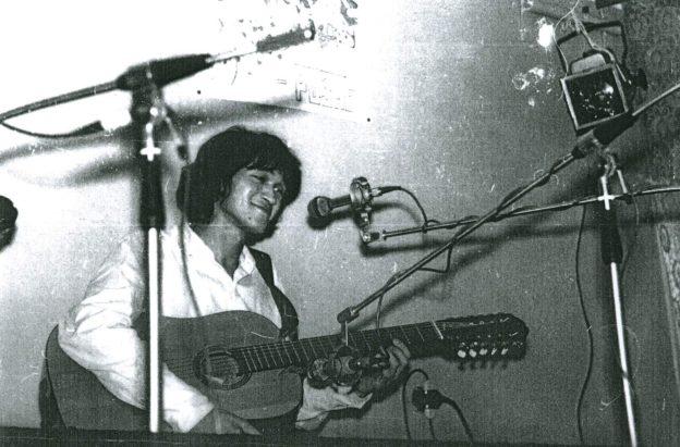 В. Цой 1982