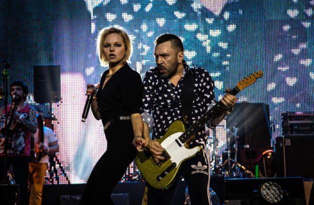 Группа Ленинград 2016