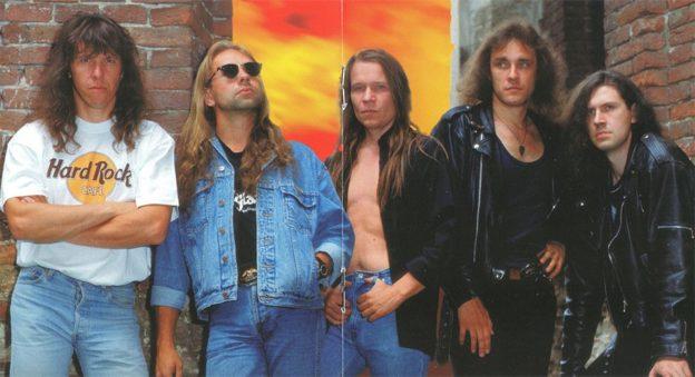 Ария 1995