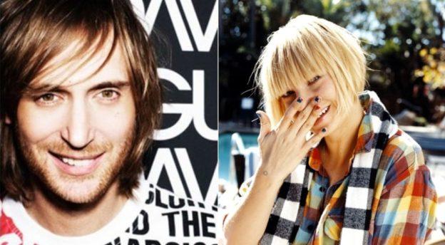 David Guetta, Sia