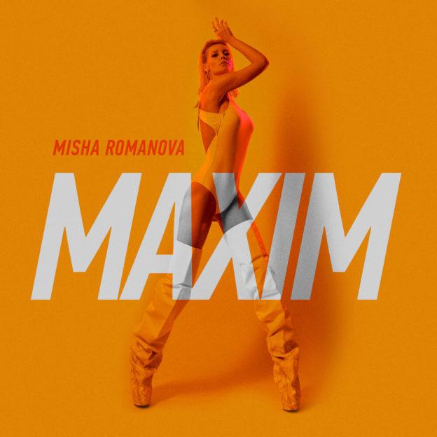 Misha Romanova - MAXIM