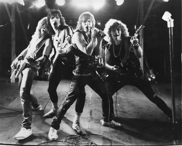Ария 1986
