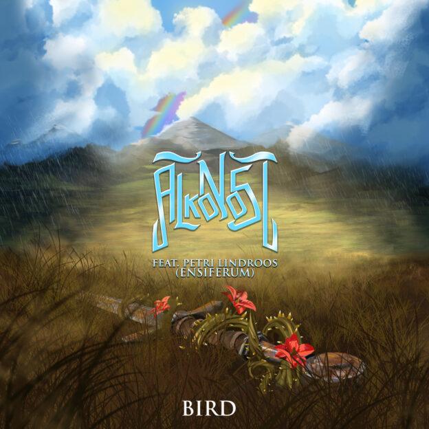 Bird Alkonost Ensiferum